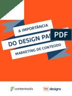 A Importancia Do Design No MKT de Conteudo