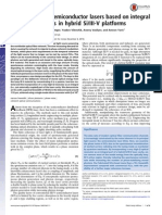 High-coherence semiconductor lasers based on integral High-Q Resonators in Hybrid Si-III-V Platforms_PNAS-2014-Santis-1400184111.pdf