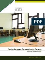 CATE Centro de Apoio Tecnol Gico s Esco