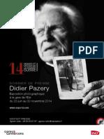 Dossier de Presse - Exposition 14, Visages et Vestiges de la Grande Guerre à la Gare de l'Est du 23 juin au 30 novembre 2014