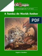 Old Dragon - A Tumba de Morkh Amhor - Taverna Do Elfo e Do Arcanios