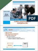 Ibm Webshphere Mq - Cobol API