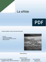 La Sifilide