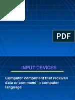 Input Output-ict