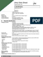 N,N Dimethylformamide MSDS Sheet