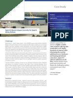 Agent Vi Case Study - Iberia Airlines