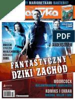 """Nowa Fantastyka"" - #381 - (06/2014) - fragment"
