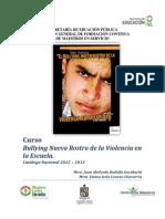 Cuadernillo Bullying Nuevo León