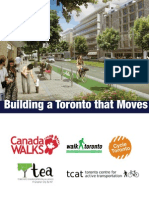 Building a Toronto That Moves