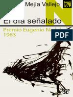 Mejia Vallejo, Manuel - El Dia Senalado [14338] (r1.0 Artifex)