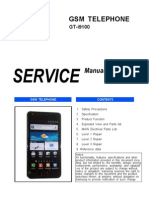 Samsung GT i9100 Service Manual