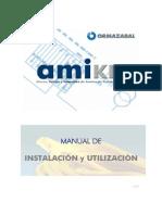 Manual Amikit3.1web