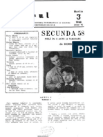 Dorel Dorian - Secunda 58
