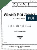 Boehm Gran Polonaise-pno