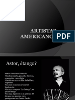 Artistas Americanos