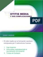 Otitis Media y sus complicaciones