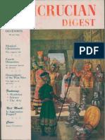 Rosicrucian Digest, December 1954