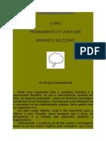 Ernesto Bozzano - Pensamento e Vontade