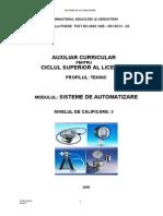 Sisteme de Automatizare_M. Pintea