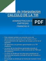 Método de interpolación (Imprimir).ppt
