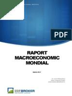 335raport Macroeconomic Mondial Martie 2012