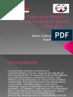 Empleo en Bolivia 35.ppt