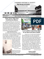 Summer 2014 - North Berrien Historical Society Newsletter