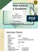 Laporan Kasus Meigs Syndrome