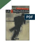 De Santis Pablo - La Traduccion