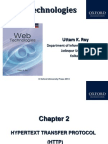 355 33 Powerpoint-slides Chapter-2(HTTP)