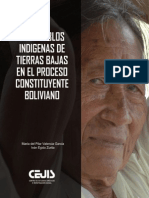 Proceso Constituyente Boliviano