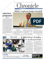 November 20, 2009 issue