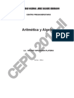 La Magia de La Aritmetica y Algebra