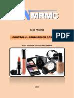 Control Produse Cosmetice