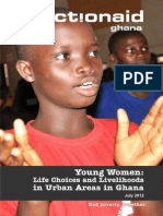 Young Women - Ghana Booklet