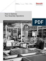 Optimize Assembly Operations