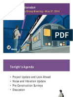 Purple Line Extension May 2014 presentation