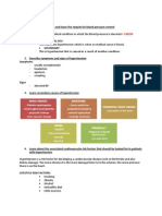 Cardiology Yr3 Notes