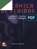 Mecánica de Fluidos - Merle Potter y David Wiggert - Tercera Edicion
