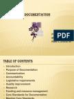 Nursing Documentation1