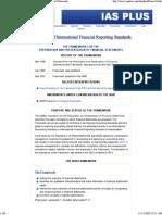 IAS Plus Framework for the..