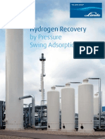 Hydrogen Recovery by PSA
