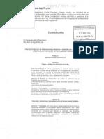 Proyecto de Ley Acoso Sexual Callejero - Perú 2014