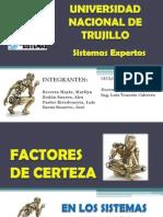 Arnold - Factores de Certeza en Los Sistemas Expertos