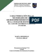 CENES microemprendimientos