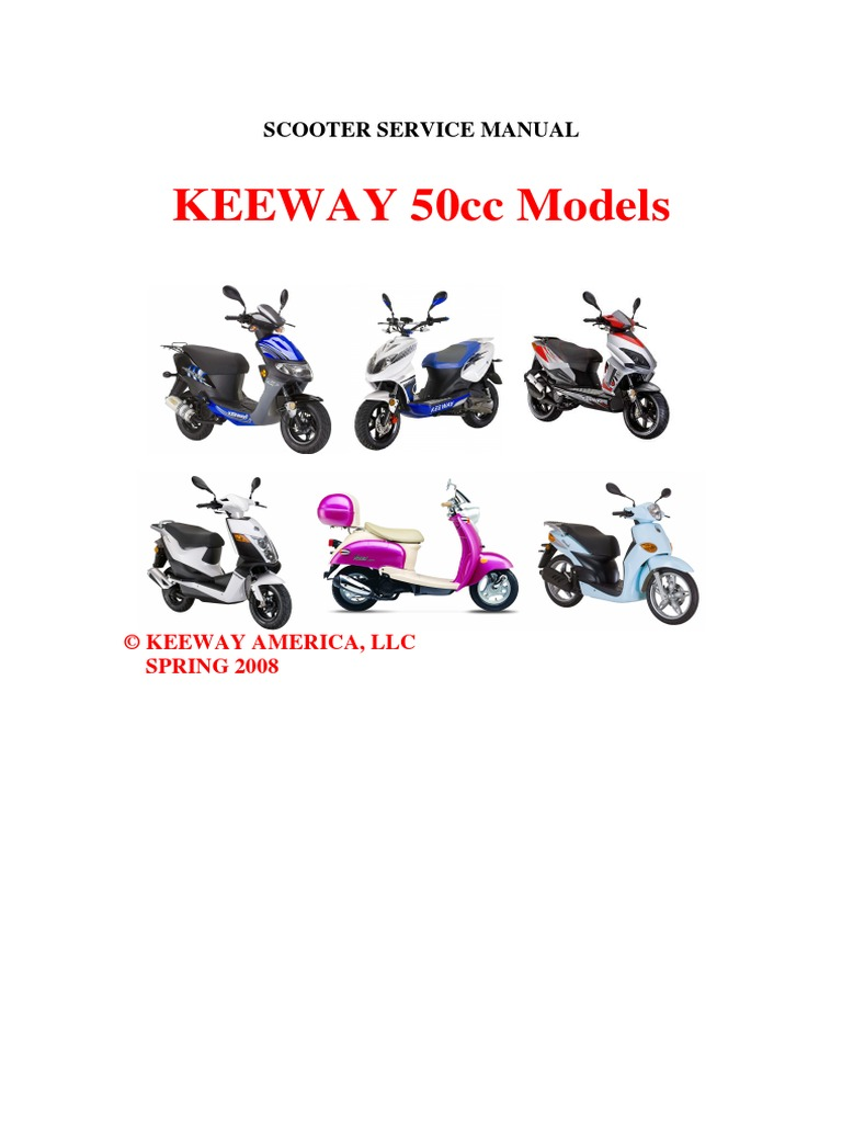 Keeway 50cc 2 Stroke Wiring Diagram Library 2002 Acura 32tl System Diagrams Part 1 Schematic 2t Service Manual Internal Combustion Engine Carburetor