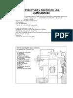 Estructura Del Riel Comun. Fiat.