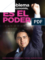 El Problema No Es La Economia Es El Poder (1)