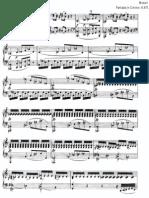 Mozart Fantasy in c