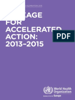Package for Accelerated Action 20132015